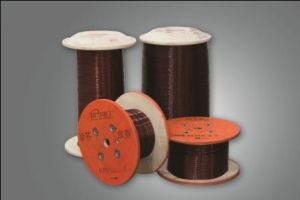 Enameled Round Wire