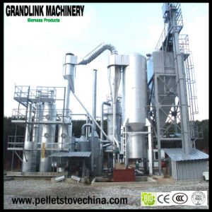 Big Biomass Gasifier Power Station