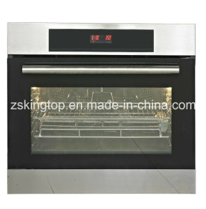 Digital Oven with Steel Tray Built-in Microwave Oven