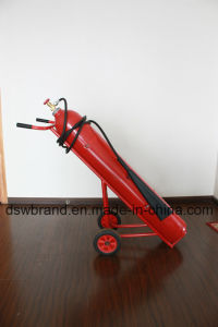 Trolley 9kg, 10kg CO2 Fire Extinguishers pictures & photos