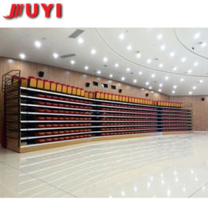 Jy-765 Fabric Seating Wooden Armrest Soccer Bleachers Bleacher Report Mobile pictures & photos