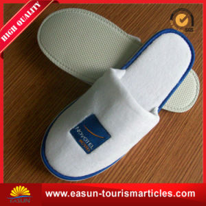 Cheap Disposable Waffle Airline Slippers pictures & photos