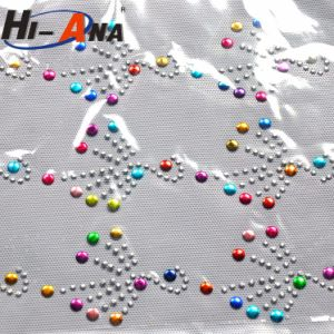 Our Factories 20 Years′experience Various Colors Rhinestone Hotfix Transfer pictures & photos