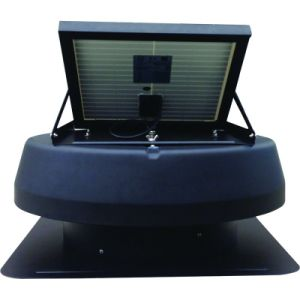 Solar Vent 14 Inch 25W Attic Fan with Brushless Motor Warehouse Exhaust Fan pictures & photos