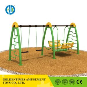 China Fantastic Style Lowes Playground Equipment Swing Set