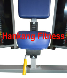 Gym Machines, Hammer Strength, Fitness Equipment, Body-Building, ISO-Lateral Row (MTS-8008) pictures & photos