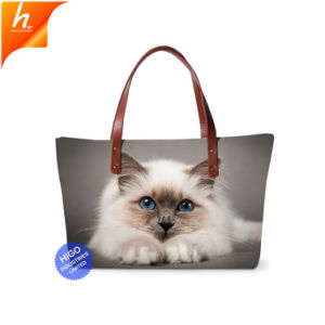 Birman Cat Print Bag