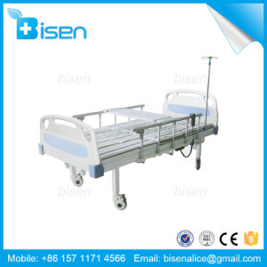 BS-Xf8781 Hot Selling Three Function Electric Hospital Bed with Commode