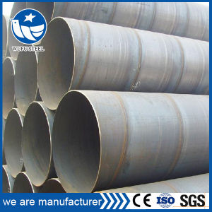 ASTM S252 Gr. 1 Gr. 2 Gr. 3 Spiral Steel Pipe for Piling (SSAW SAWH) pictures & photos