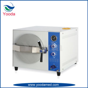 Table Top Vacuum Steam Dental Sterilizer Autoclave with Drying Function pictures & photos