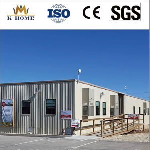 Sandwich Panel Colour Steel Prefab House for Restaurant pictures & photos