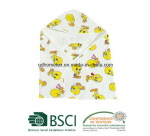 100% Cotton Kids Hooded Towel