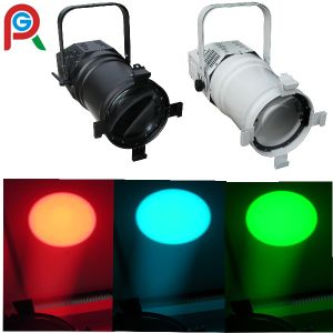 High-Efficiency Optical System 150W RGB Colorful LED PAR Can pictures & photos