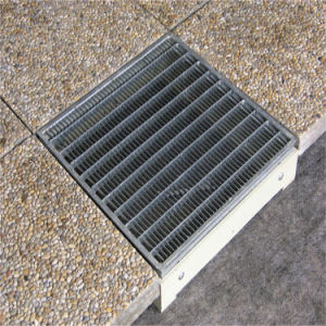 Hot DIP Galvanized Steel Grating for Trench Cover