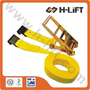 15000lbs Ratchet Straps / Cargo Lashing with Flat Hook (RSFH) pictures & photos