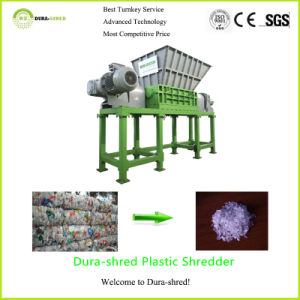 Dura-Shred Waste Plastic Double Shaft Shredder (TSD832) pictures & photos