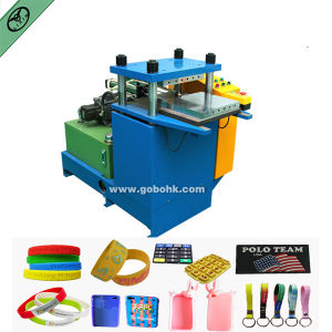 Automatic Silicone Shaping Machine for Bracelets Making pictures & photos