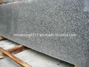 G640/Grey Granite/Polished/Flamed/Split Faced/Picked/Bush Hammered/Chiseled/Honed/Sawn Cut/ Sand Blasted/Mushroom/Tumbled for Slabs/Tile/Floor pictures & photos