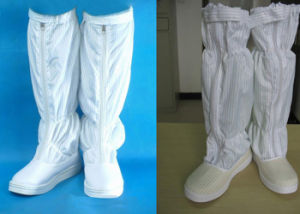 Anti-Static Shoes Used in Cleanroom