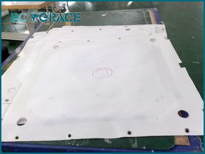 Chemical Wastewater PP Cloth Filter Press