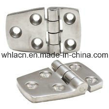 Stainless Steel Boat Marine Hardware Door Hinge (Lost Wax Casting) pictures & photos
