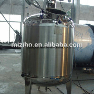 Mzh-M New Design Liquid Detergent Mixing Tank Stainless Steel Tank Vessel pictures & photos