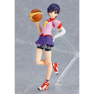 Sports Girl PVC Figurine Toy for Kids Have Fun pictures & photos