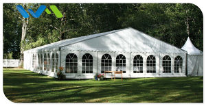 Outdoor Luxury Party Wedding Tent for Sale for 500 People