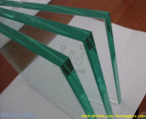 6mm 8mm 10mm 12mm Clear Building Tempered Safety Glass Sheet
