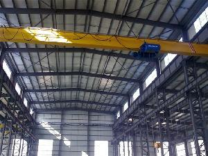 Single Girder Overhead Crane with Electric Wire Rope Hoist (LBH) pictures & photos