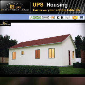 New Technology Three Bedroom Family Living Houses Prefabricated Homes