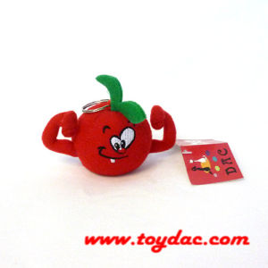 Soft Fruit Key Ring