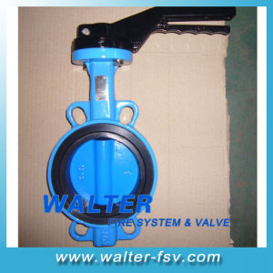 Wafer Butterfly Valve with EPDM Seat pictures & photos