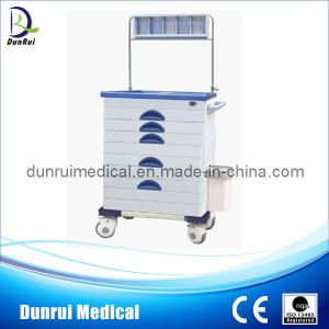 Stylish Hospital Medical Cart (DR-308C)
