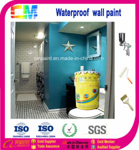 Smart Home Decoration Waterproof Washroom Wall Paint