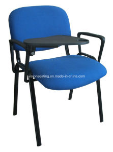 Conference Meeting Hall Chair with Desk Tablet Arm (6201)