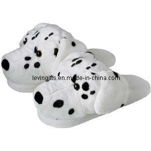 Dalmatian Plush Slipper (LE---FHPS00015)