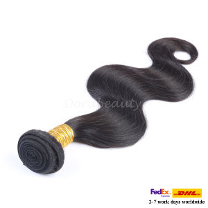 Wholesale 8A Unprocessed Remy Human Hair Virgin Brazilian Hair Extension pictures & photos