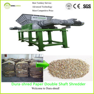 Dura-Shred Low Price Small Paper Recycling Machine (TSD832) pictures & photos