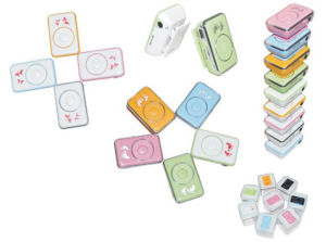 New Mini Clip MP3 Player with Card Slot Support 8GB 4GB 2GB Micro TF Card in Original Box (LY-T3011)