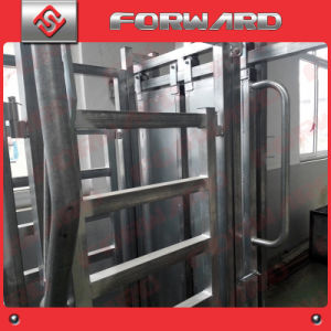 Hot DIP Galvanized or Powder Coated Cattle Squeeze Crush pictures & photos