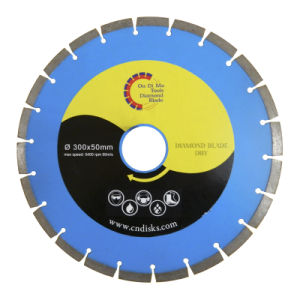 Diamond Segment Saw Blade for Marble pictures & photos