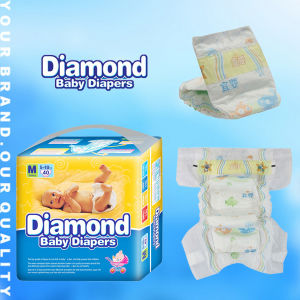 Disposable Soft Cheap Factory Good Quality Baby Diapers pictures & photos