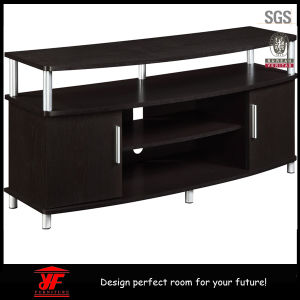 China Modern Living Room Furniture Simple Tv Stand Wood Tv Cabinet