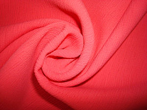 4/1 Twill Satin Chiffon Fabric pictures & photos