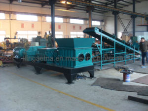 Industrial Shredder for 8mm Thick Scrap Metal KSB-75AH