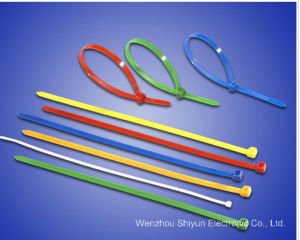 Self-Locking Cable Ties 450 X 4.8mm pictures & photos
