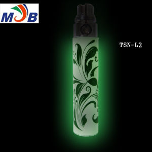 2014 Tsn E Cigarette Luminous Battery with Variable Voltage Function Updata EGO-T