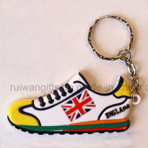 Custom PVC Sneaker Key Chain pictures & photos