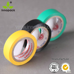 0.13mm Colorful PVC Insultaion Tape with 6.5 Voltage pictures & photos
